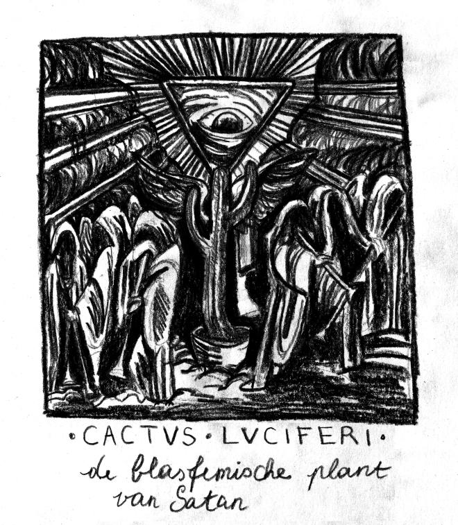 Cactus Luciferi